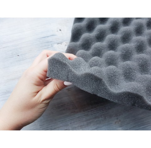 Foam for polymer clay baking and drying, standard, 25*25 cm