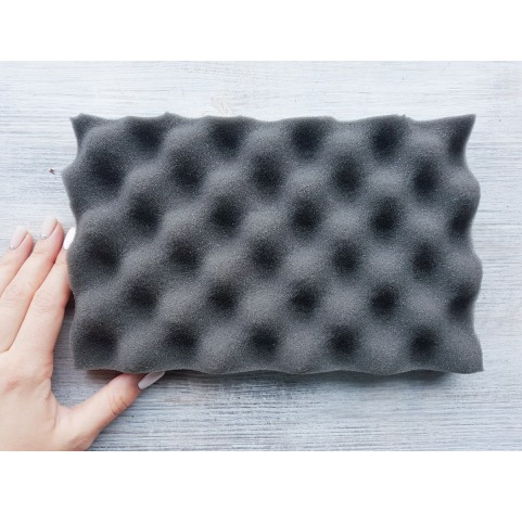 Foam for polymer clay baking and drying, small, 25*15 cm
