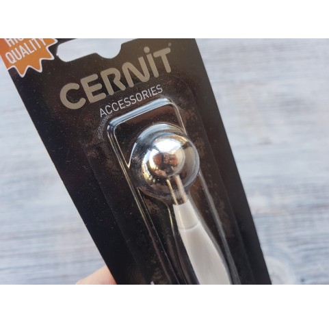Tool with metal balls Cernit, Ø 13 mm, Ø 8 mm