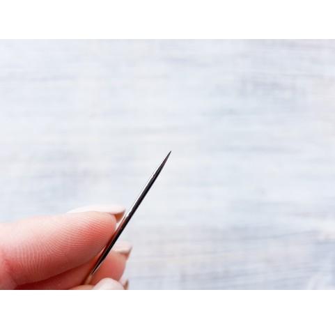 Embroidery needle, 10.5 cm