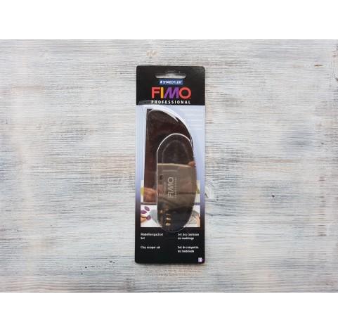Fimo Professional clay scraper set, No.870015
