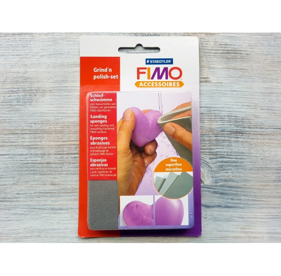 FIMO grind'n and polish set
