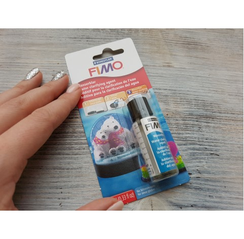 FIMO water clarifying agent for snow globes, 10 ml