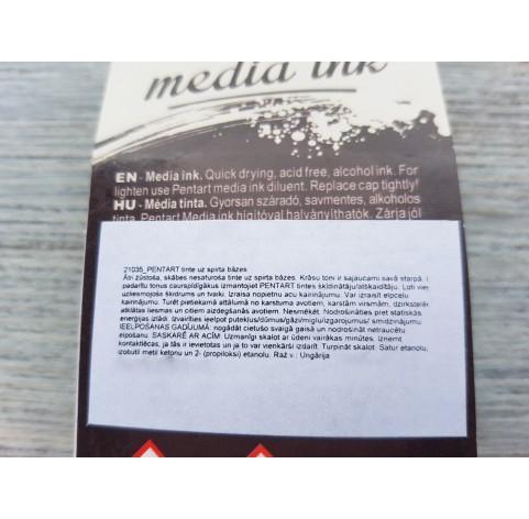 PENTART alcohol-based ink, grape leaf, 20 ml, No. 21035