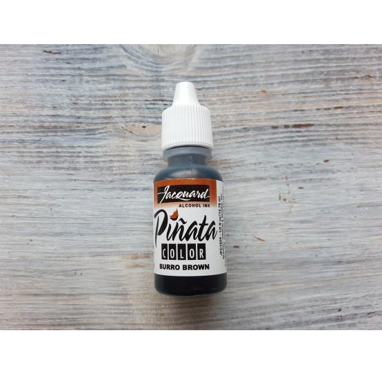 """Alcohol ink """"Pinata"""", burro brown, 14.79 ml, No. 1025"""