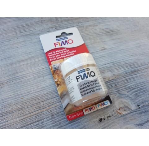FIMO varnish for metal leaves, 35 ml
