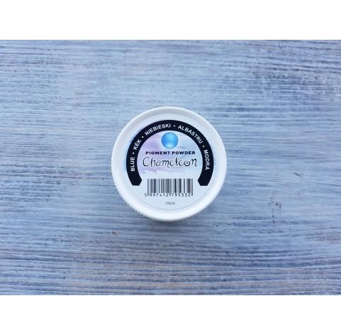 PENTART pigment powder Chameleon Effect, blue, 5 g