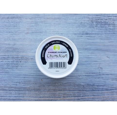 PENTART pigment powder Chameleon Effect, green, 5 g