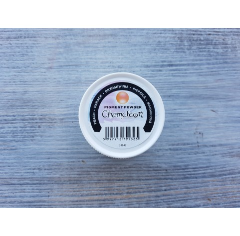 PENTART pigment powder Chameleon Effect, peach, 5 g
