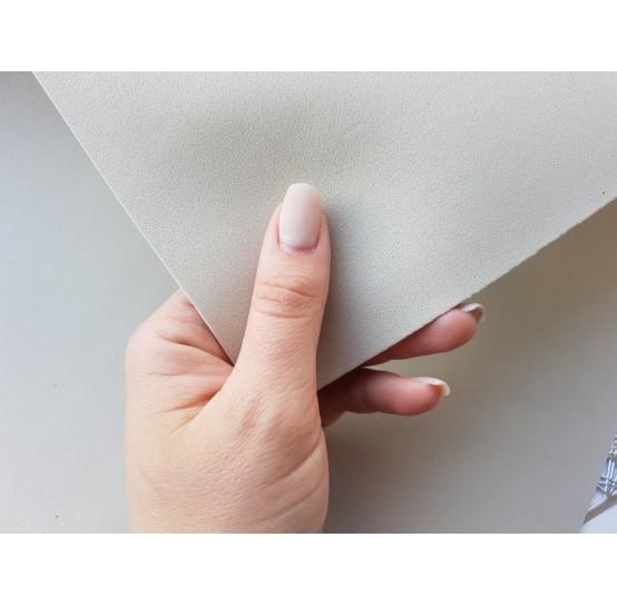 Foamiran sheet, foam rubber, Tortora, 1 mm, 60*40 cm