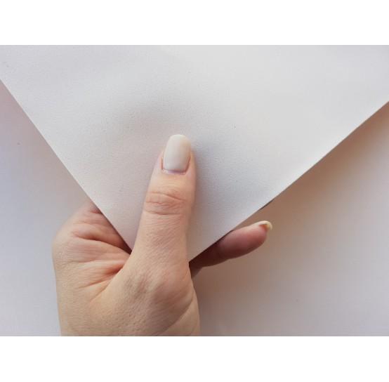 Foamiran sheet, foam rubber, Rosa Chiffon, 1 mm, 60*40 cm