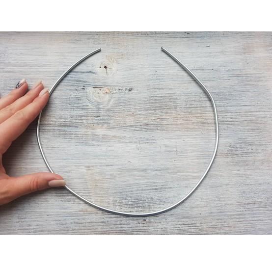 Cut galvanized wire, 3.5 mm, 60 cm