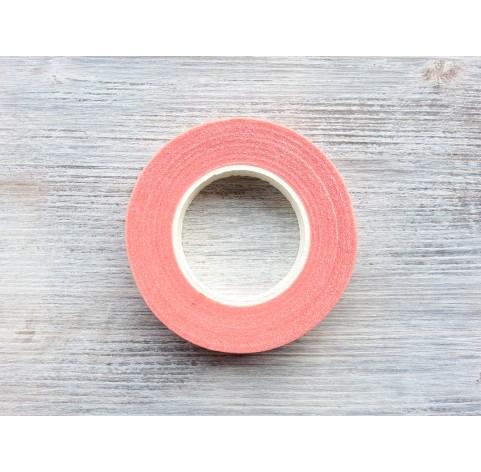 Floral tape, pink, 13 mm*27 m