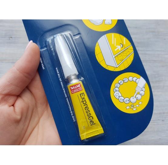 Super Glue Gel, Casco, 3 g