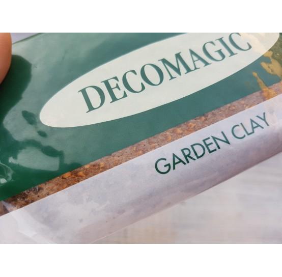 Self-hardening polymer Garden Clay, light wood brown, 119 g