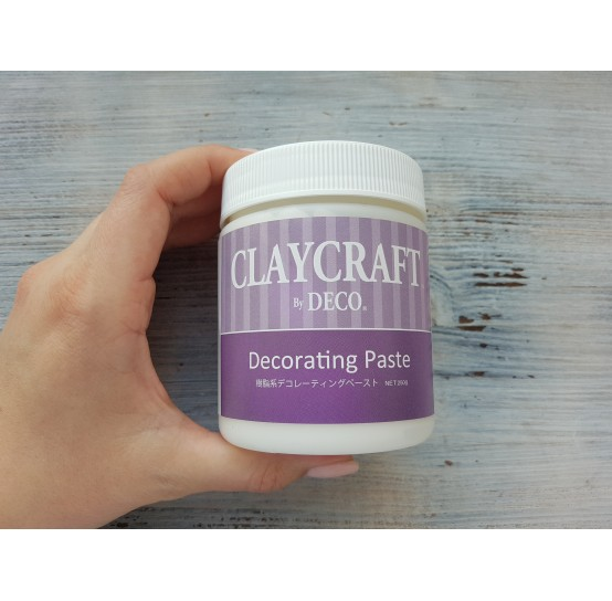 Decorating Paste - CLAYCRAFT by DECO, 250 g