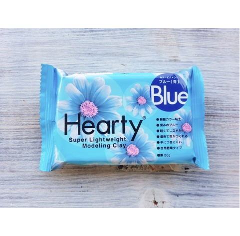 Padico modeling clay Hearty, blue, 50 g