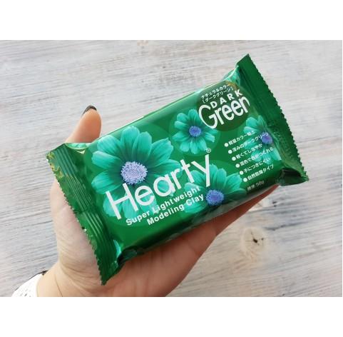 Padico modeling clay Hearty, dark green, 50 g