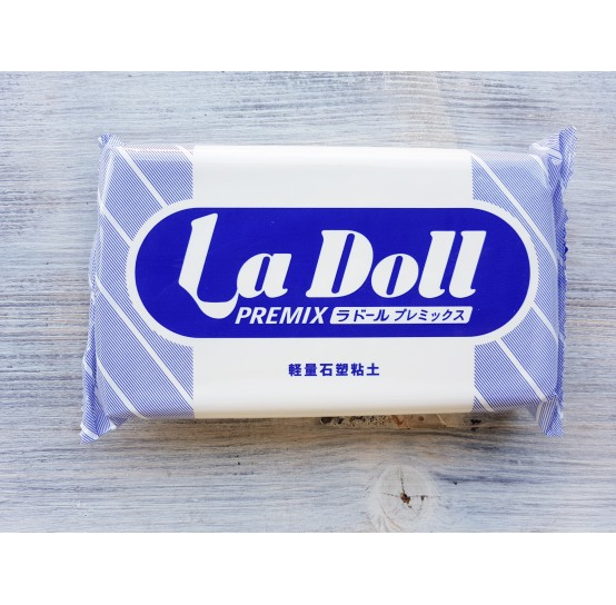 Padico modeling clay La Doll Premix, 400 g