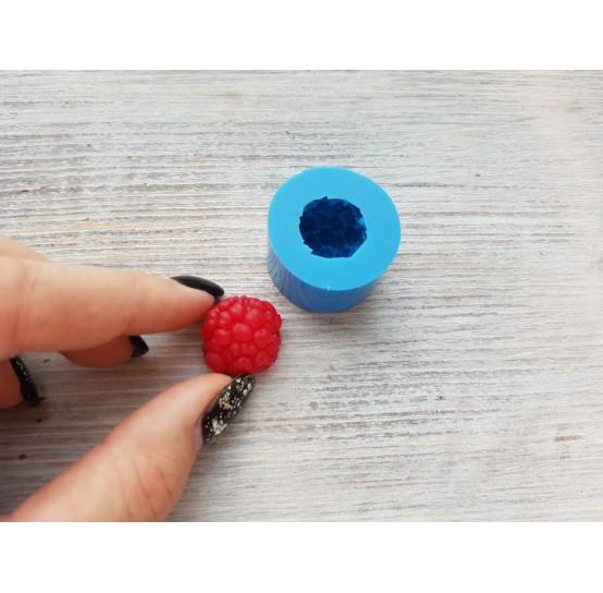 Silicone mold whole raspberry, 1 berry, XL, ~ Ø 1.9 cm