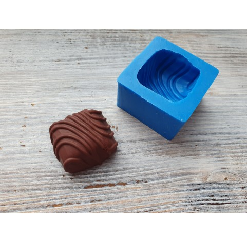 Silicone mold, chocolate candy 7, ~ 3 cm