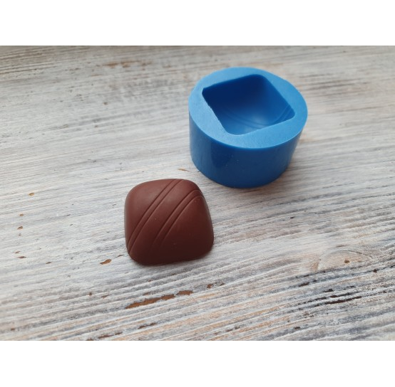 Silicone mold, chocolate candy 10, ~ 2.8 cm