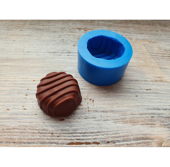 Silicone mold, chocolate candy 13, ~ 3 cm