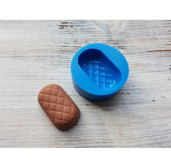 Silicone mold, chocolate candy 24, ~ 2.2*3.7 cm
