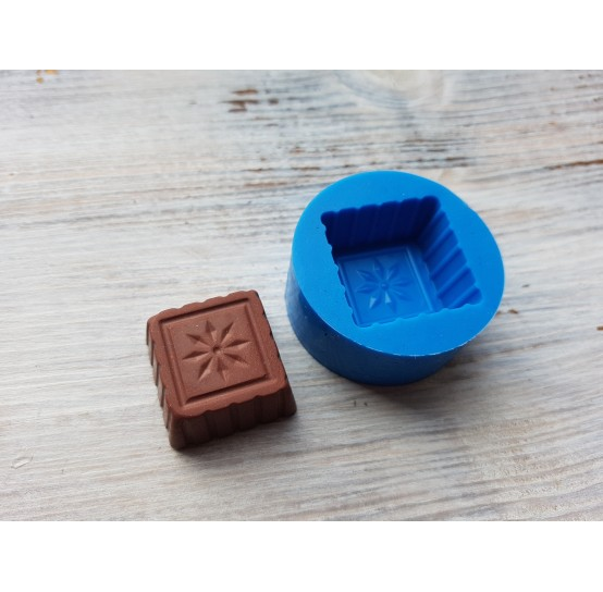 Silicone mold, chocolate candy 27, ~ 2.7 cm