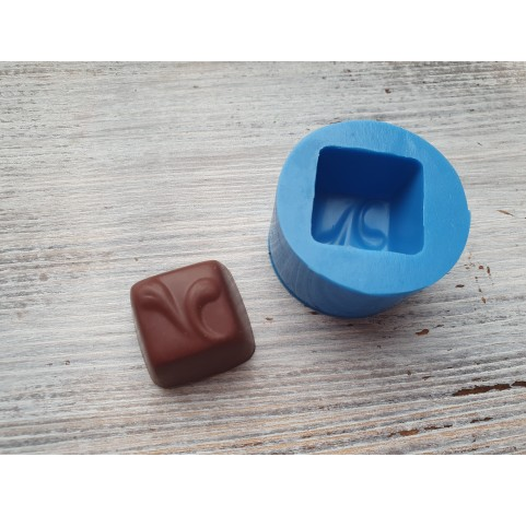 Silicone mold, chocolate candy 30, ~ 2.5 cm