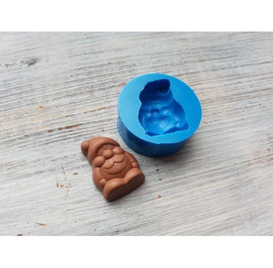 Silicone mold, chocolate candy dwarf, ~ 3.2 cm