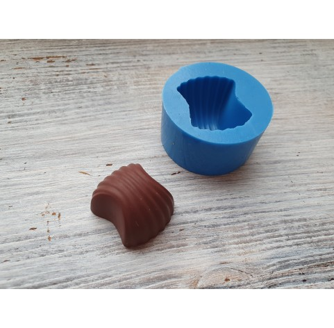 Silicone mold, chocolate candy 1, ~ 2.7 cm