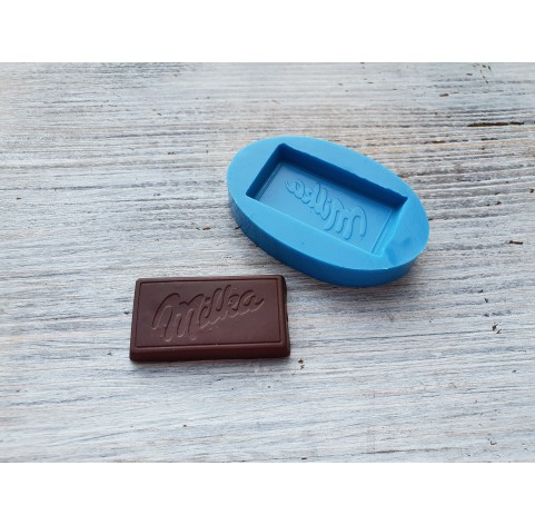 Silicone mold, chocolate candy classic, large, ~ 4 cm