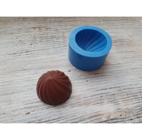 Silicone mold, chocolate candy 4, ~ 3 cm