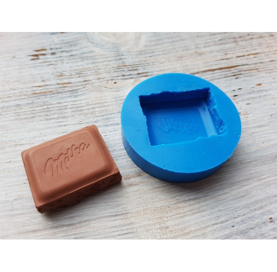 Silicone mold classic chocolate, medium, ~ 3.2*2.5 cm