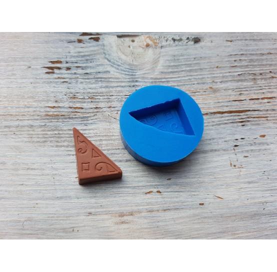 Silicone mold chocolate slice 2, ~ 3.3*2 cm