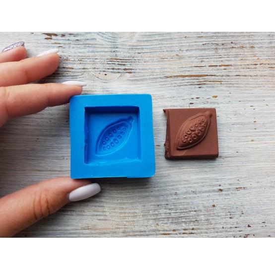 Silicone mold chocolate slice 4, ~ 3.3*3.3 cm