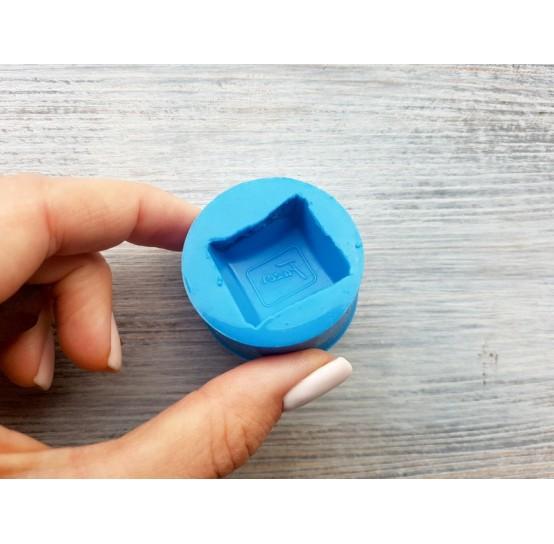 "Silicone mold chocolate ""F"", ~ 2.6 cm"
