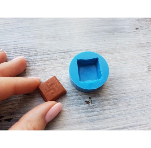 Silicone mold chocolate, rhombus ornament, ~ 2 cm