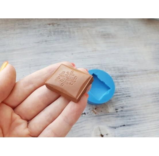 """Silicone mold chocolate """"Fi"""", ~ 3.2*2.5 cm"""