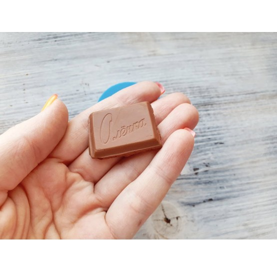 "Silicone mold chocolate ""A"", ~ 3.4*2.6 cm"