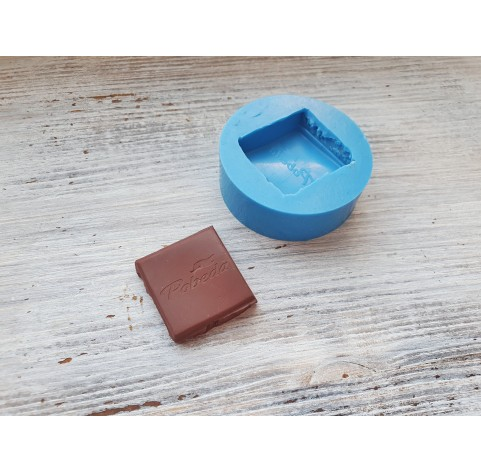 """Silicone mold chocolate """"Po"""", ~ 2.6 cm"""