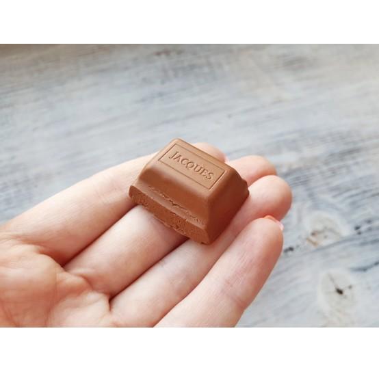 "Silicone mold chocolate ""J"", ~ 2.9*2.3 cm"