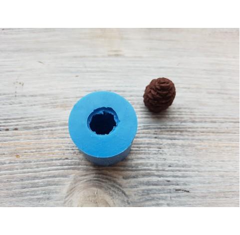 Silicone mold, cone, ~ Ø 1.6 cm, ~ H 2.1 cm