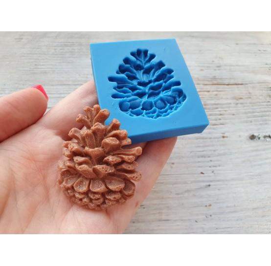 Silicone mold, cone, ~ 3.6*4.5 cm