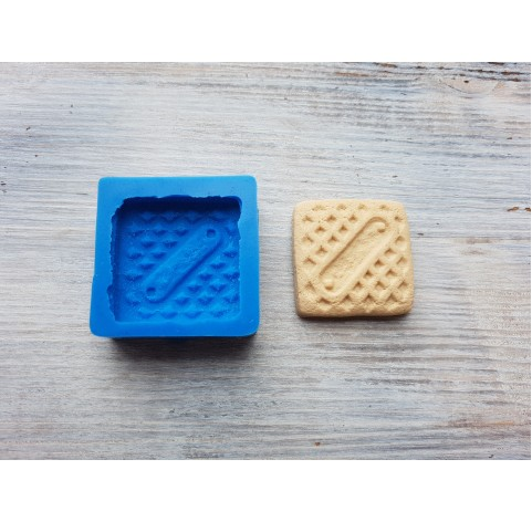 Silicone mold, cookie 10, ~ 3.1 cm