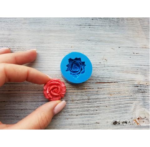 Silicone mold, rose, small, ~ Ø 2.6 cm