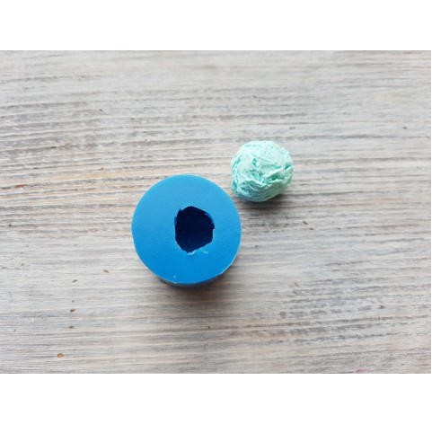 Silicone mold, ice cream, small, ~ Ø 2 cm, ~ H 1.7 cm