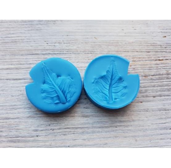 Silicone mold, cauliflower leaf, small, (mold size) ~ Ø 3.9 cm