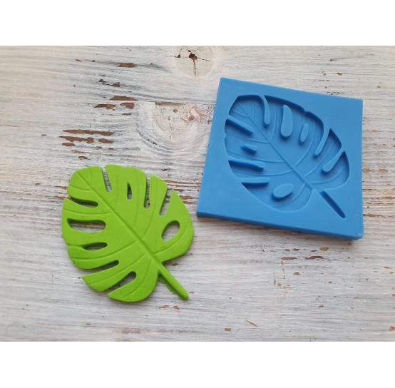 Silicone mold, leaf, ~ 5*7.2 cm